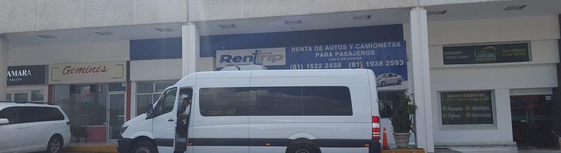 La renta de vans con chofer, un servicio lleno de confort y seguridad