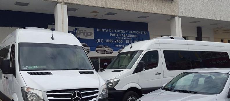 La Renta de Sprinter en Monterrey, una opción efectiva para quienes no tiene una camioneta